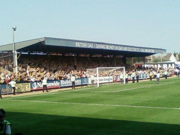 Cambridge United_Fans