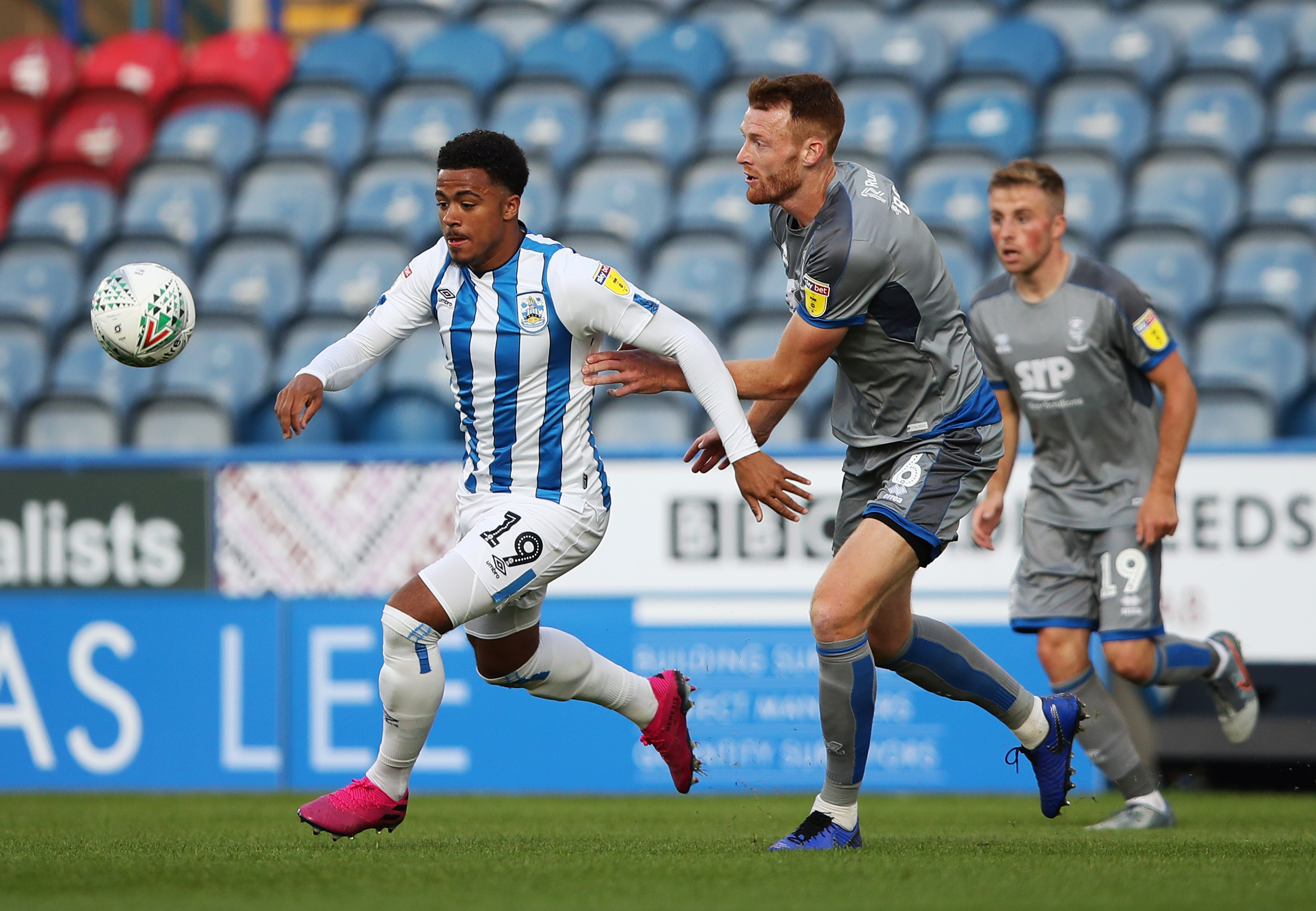 Carabao Cup First Round – Huddersfield Town v Lincoln City