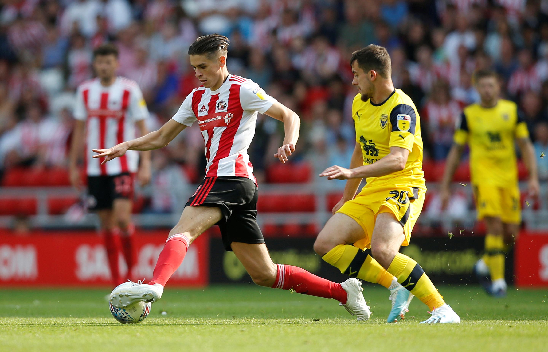 League One – Sunderland v Oxford United