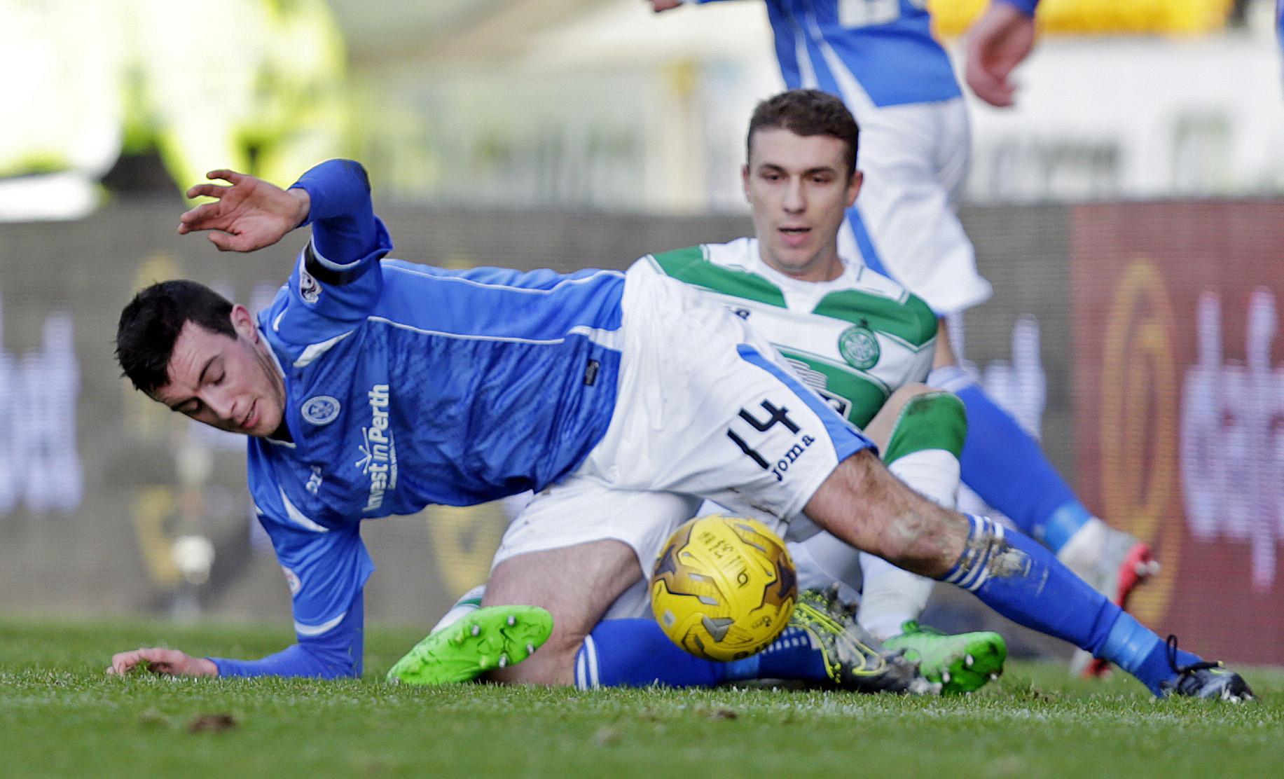 St Johnstone v Celtic – Ladbrokes Scottish Premiership