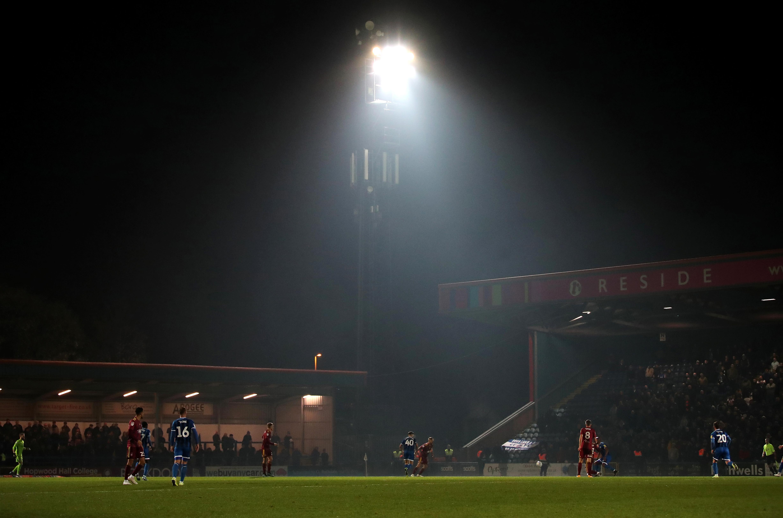 League One – Rochdale