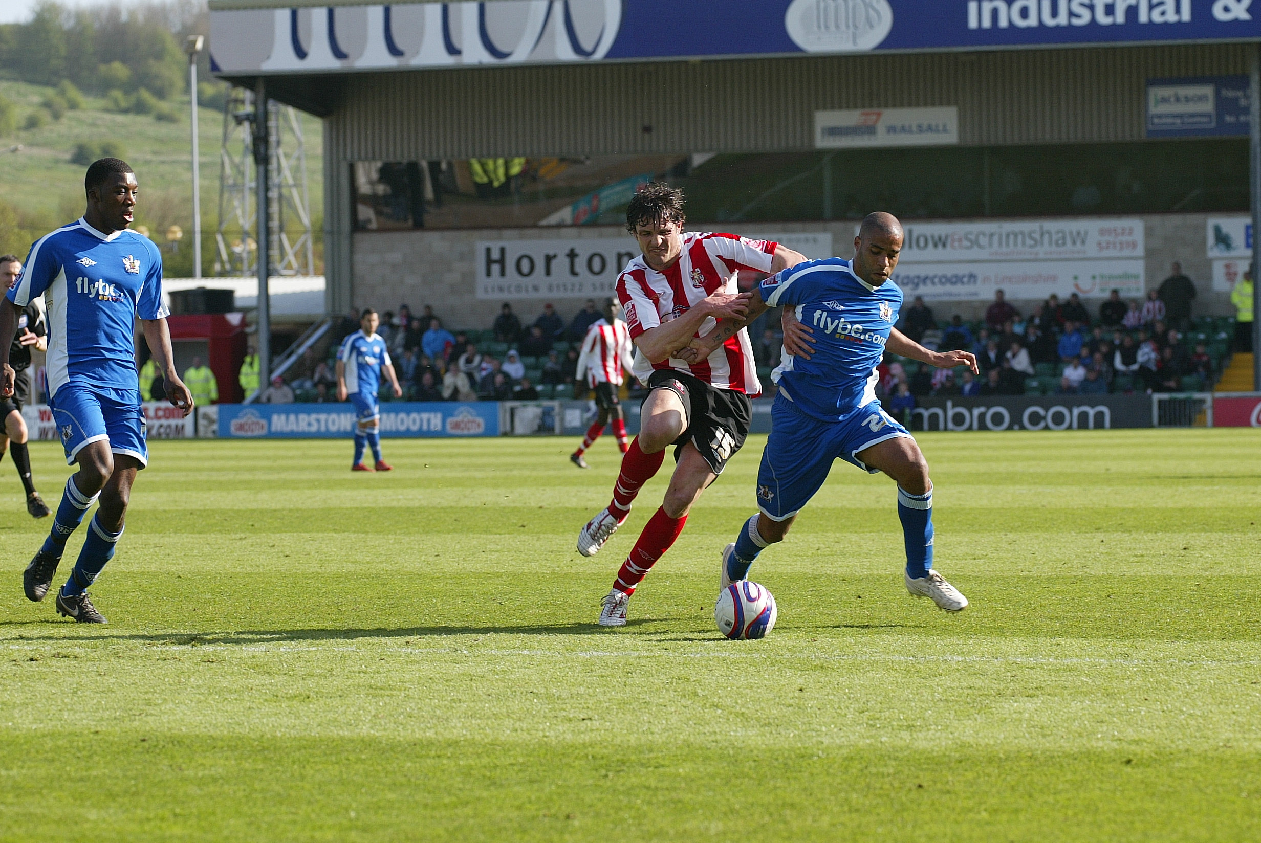 Exeter City 18.04.09 204