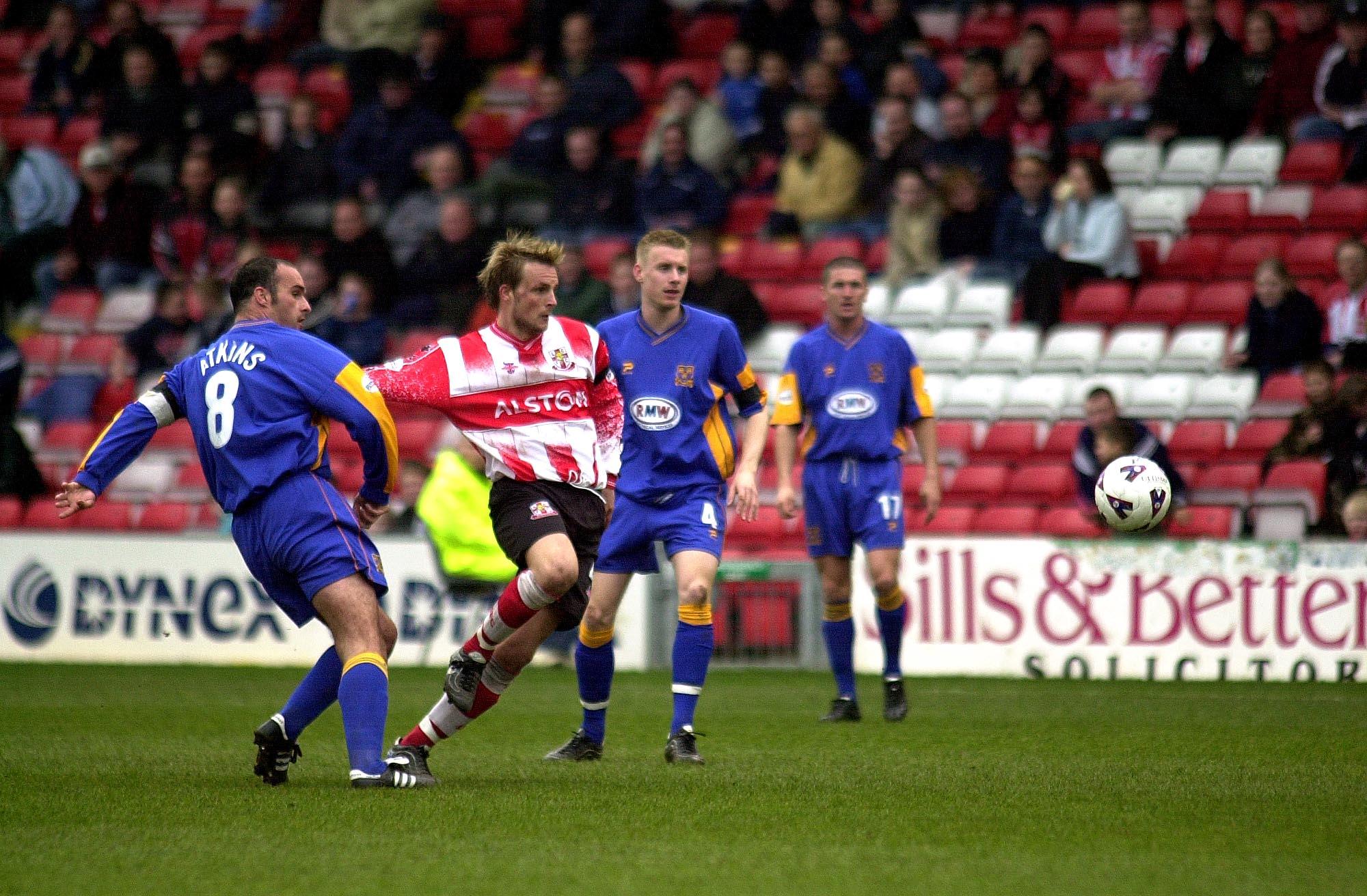 Lincoln City Vs Shrewsbury Town